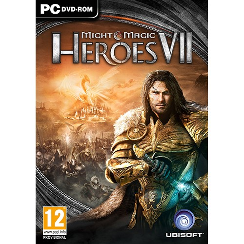 Might & Magic: Heroes VII (2015) CODEX [DUBBING PL] + Hotfix